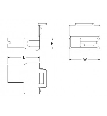 INAR-LIF SLEEVES FOR FLAG TYPE RECEPTACLES 63 FRONTAL CONNECTION WITH CLOSURE DOOR  sc 1 st  Inarca SpA & INAR-LIF SLEEVES FOR FLAG TYPE RECEPTACLES 63 FRONTAL CONNECTION ...