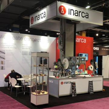 INARCA AT CWIEME AMERICAS 2019